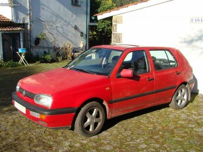 usado VW Golf III -