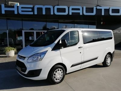 usado Ford Custom Transit2.0 TDCi 9L