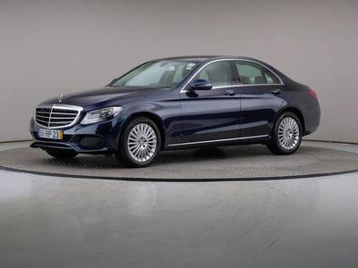 usado Mercedes C200 d Exlusive Aut., 200 d Exclusive Aut.