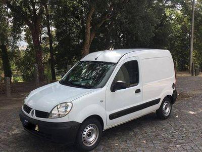 usado Renault Kangoo Dci 70 Cv