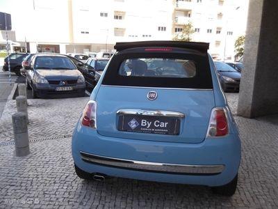 gebraucht Fiat 500C 1.3 16V Multijet Lounge S&S (95cv) (3p)