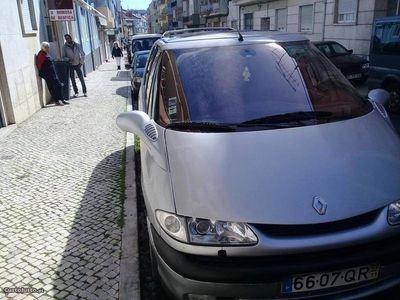 usado Renault Espace 2200 dçi 7 lugares