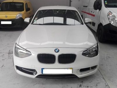 usado BMW 116 ---