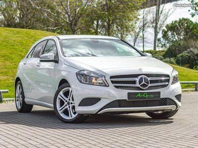 usado Mercedes A180 CDi (109 CV) - 14
