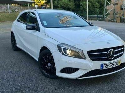 usado Mercedes A180 CDI AMG BE GPS