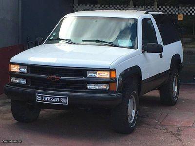 usado Chevrolet Tahoe 5.8 V8 Sport 4x4