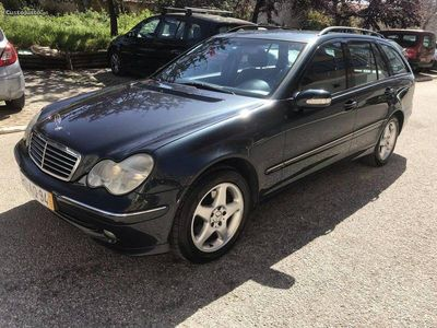 usado Mercedes C220 2.2 CDi