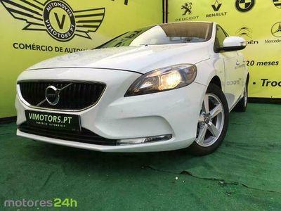 usado Volvo V40 2.0 D2 Kinetic (120cv) (5p)