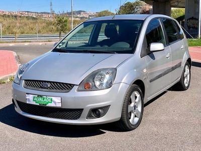usado Ford Fiesta 1.25i Zetec 75cv