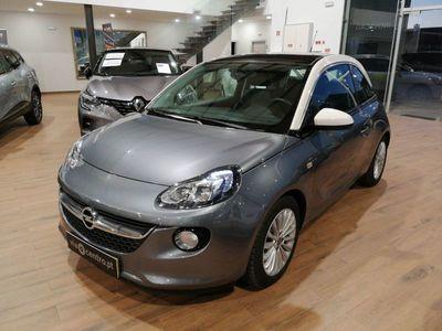usado Opel Adam 1.2 GLAM C/TETO PANOR.