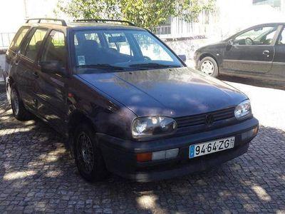 usado VW Golf 1.9 Tdi 90cv Variant -