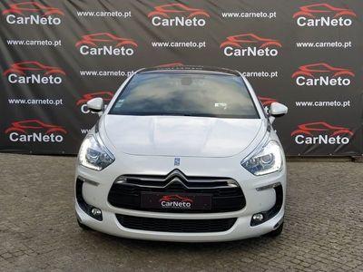 usado Citroën DS5 hybrid4 sport chic
