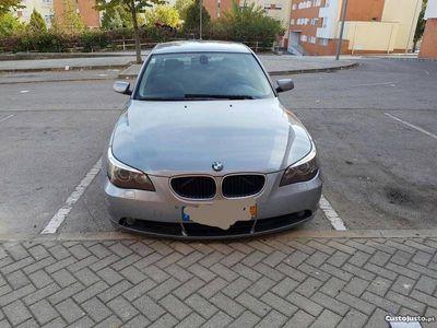 usado BMW 520 163cv nacional -