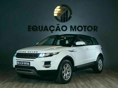 usado Land Rover Range Rover evoque 2.2 eD4 Dynamic (150cv) (5p)