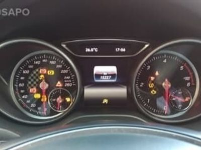 usado Mercedes A200 Classed Urban (136cv) (5p), Diesel