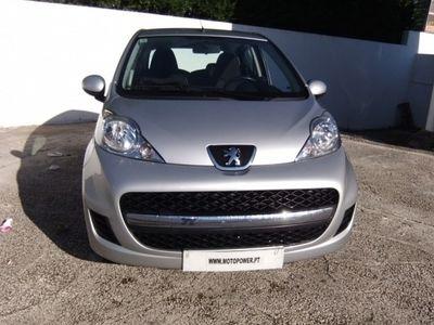 usado Peugeot 107 1.0 Black&Silver