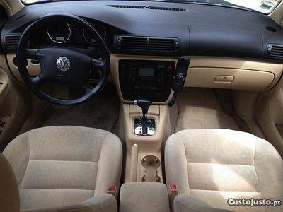 usado VW Passat Variant 1.9 TDi 130 - 03