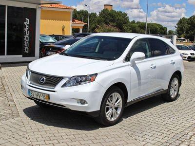 usado Lexus RX450h P.Luxury 33