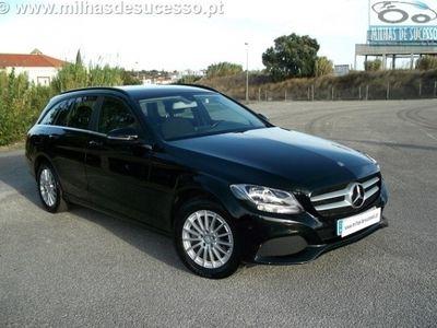 usado Mercedes C200 STATION 200 D BLUE TEC 136 CV