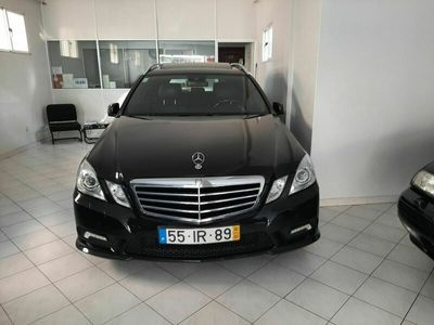 usado Mercedes E250 CDI Blue Efficiency- Amg Edition