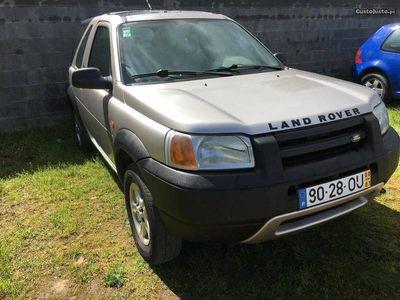 used Land Rover Freelander Sport