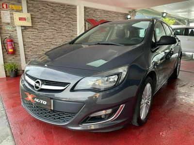 usado Opel Astra Sports Tourer 1.7 Cdti