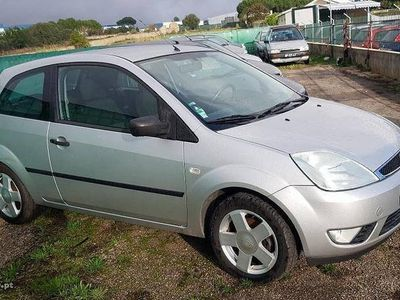 usado Ford Fiesta 1.25