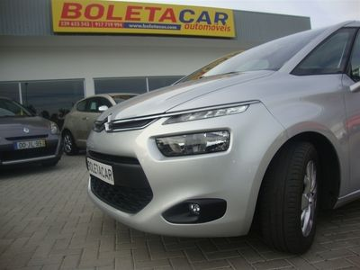 usado Citroën C4 Picasso 1.6 e-HDi Exclusive ETG6 (115cv) (5p)