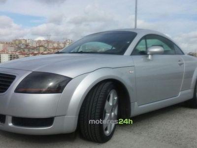 second-hand Audi TT 1.8 T