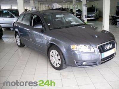 usado Audi A4 Avant Avant 2.0 TDi Exclusive 140Cv