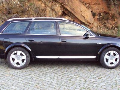 usado Audi A6 Allroad 2.5TDI 180CV NAC -