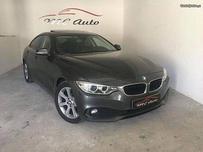 begagnad BMW 420 Auto