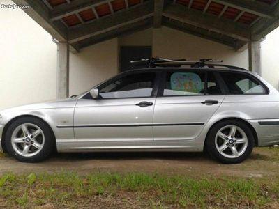 usado BMW 320 touring pack m GPS -