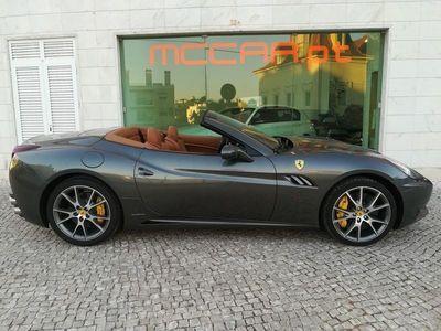 usado Ferrari California 4.3 Cabrio (490cv)