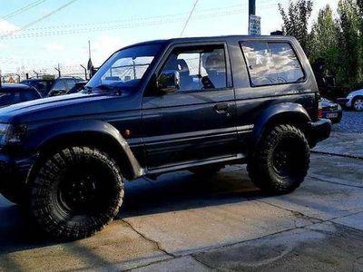 brugt Mitsubishi Pajero 2.5 GLS 1995