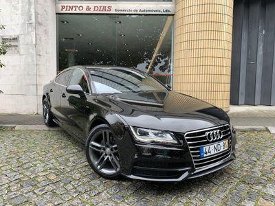 usado Audi A7 Sportback 3.0 TDI V6 S-Line Multitronic