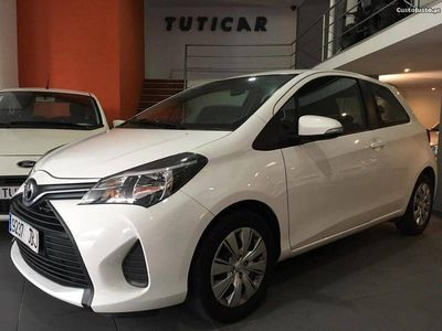 usado Toyota Yaris 1.4 D-4D 90cv -