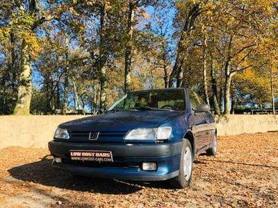 usado Peugeot 306 1.4i 75cvs