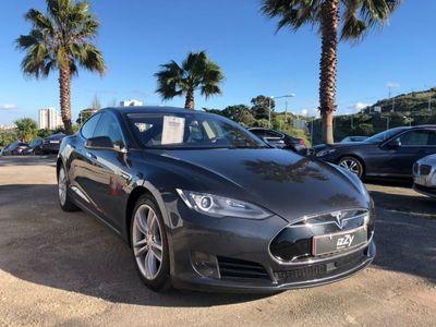 usado Tesla Model S 70D auto piloto