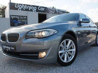 usado BMW 525 D Luxury 218cv