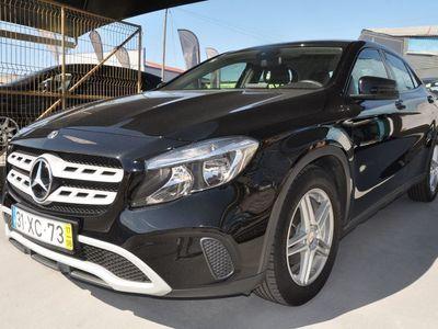 usado Mercedes GLA180 180d Style