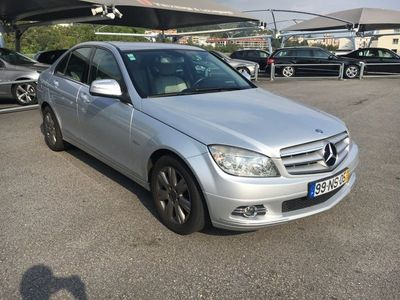 usado Mercedes C220 CDi Avantgarde BlueEfficiency