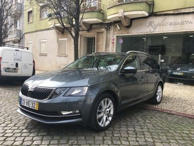 usado Skoda Octavia break