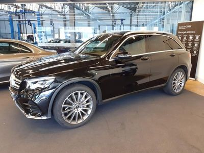 usado Mercedes GLC250 d 4MATIC