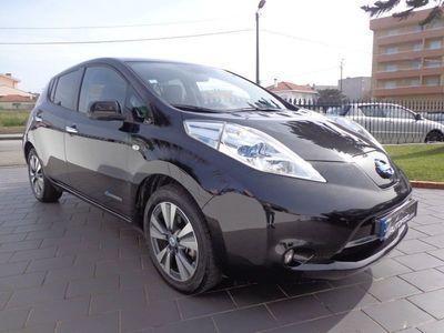 used Nissan Leaf Tekna