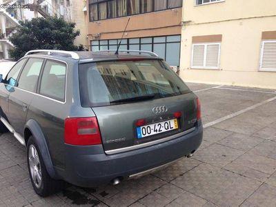 usado Audi A6 Allroad 2.5 TDI 180HP -