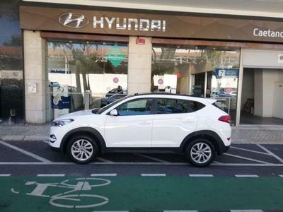 usado Hyundai Tucson 1.7 CRDi EXECUTIVE + TA MY17 2018