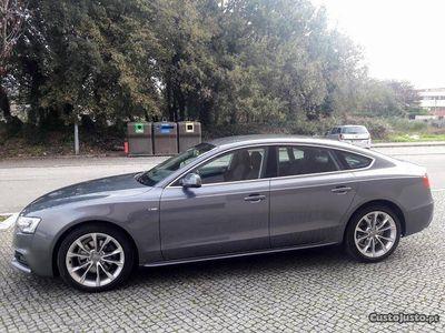 second-hand Audi A5 2.0 TDI Sline