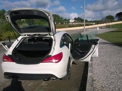 usado Mercedes CLA200 Shooting Brake d -