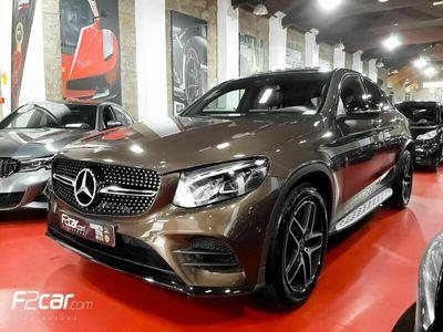 usado Mercedes GLC220 D Coupé Auto AMG Line Full Extras